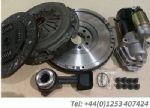 JAGUAR X TYPE 2.2 D DMF FLYWHEEL REPLACEMENT FLYWHEEL, STARTER, CLUTCH, CSC